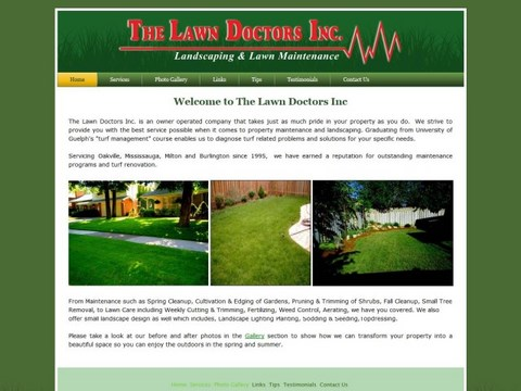 The Lawn Doctors Inc.